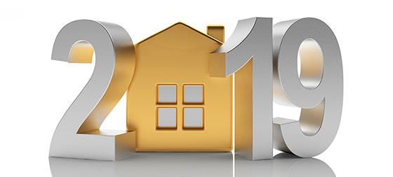 Ausblick 2019: Was ändert sich für Bauherren und Hausbesitzer?