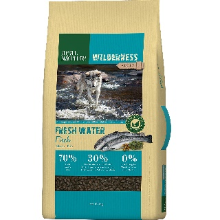 REAL NATURE WILDERNESS Fresh Water Adult Poisson 12 kg