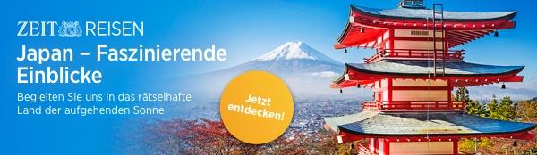 Anzeige: ZEIT REISEN // Japan