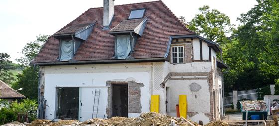 Wenn Häuser in die Jahre kommen