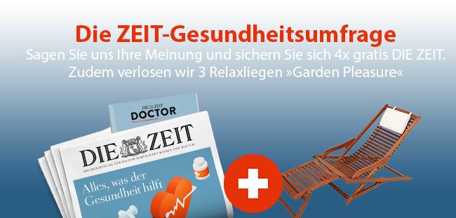 ZEIT Doctor Umfrage