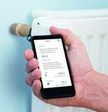 (2) App Heizungsoptimierung auf dem Smartphone