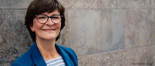 Saskia Esken (C) Anne Hufnagl