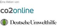 eine Aktion von co2online und der Deutschen Umwelthilfe