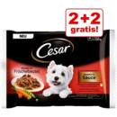 2 buste GRATIS - Cesar Le Delizie del Giorno (4 x 100 g) >>