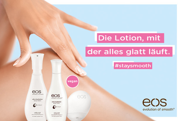 eos hand lotion und body lotion