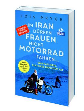 Buchcover Im Iran dürfen Frauen nicht Motorrad fahren
