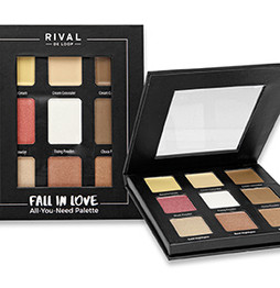"Rival de Loop ""Fall in Love"" All-you-need Palette"