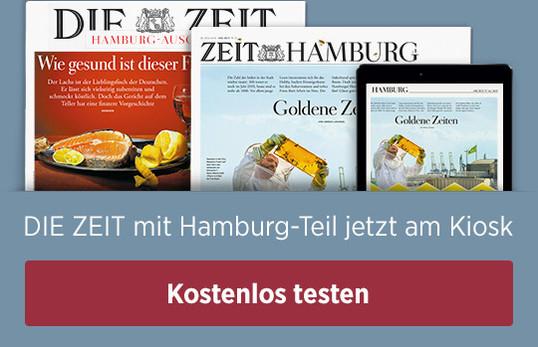 DIE ZEIT für Hamburg - kostenlos testen