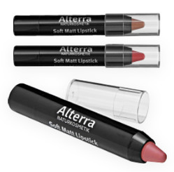 Alterra Soft Matt Lipstick