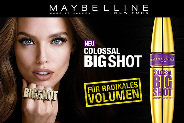 The Colossal Big Shot Mascara by Maybelline New York