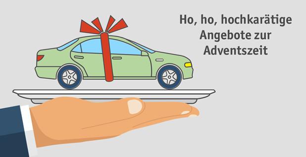 Ho, ho, hochkarätige Angebote zur Adventszeit