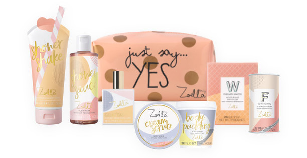 "Zoella beauty ""jelly & gelato"""