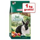 1 kg GRATIS! - Cuni Nature conigli nani (10 kg) >>