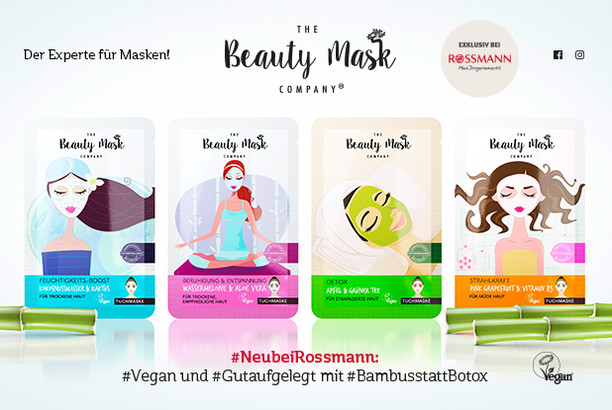 The Beauty Mask Company