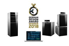 Buderus erhält German Design Award