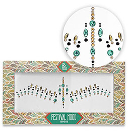 "RdeL Young ""Festival Mood"" Bindis"