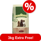 James Wellbeloved Extra Fill Bags - 15kg + 3kg Free!* >>