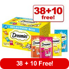 Dreamies Selection Box - 38 + 10 Free!*