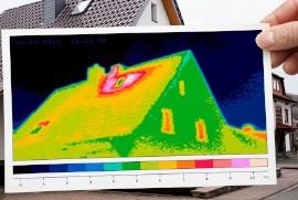 Gezielt sanieren mit Thermografie