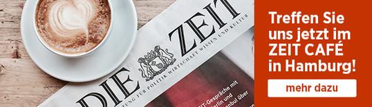 Anzeige: ZEITCafé