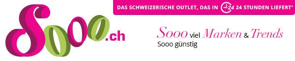Sooo.ch: Sooo viel Marken & Trends - sooo günstig