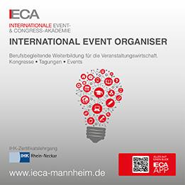 Kurs zum International Event Organiser