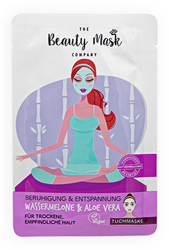The Beauty Mask BERUHIGUNG & ENTSPANNUNG