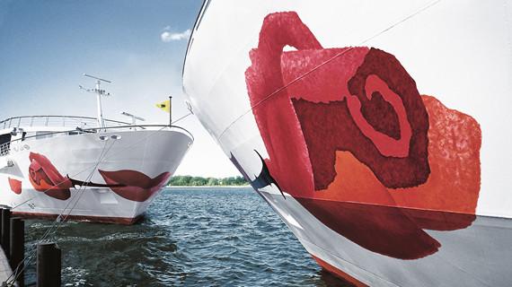 Mit A-ROSA auf die Donau.