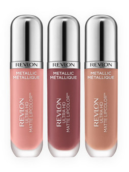 REVLON® Ultra HD Matte Lipcolor™ Metallic