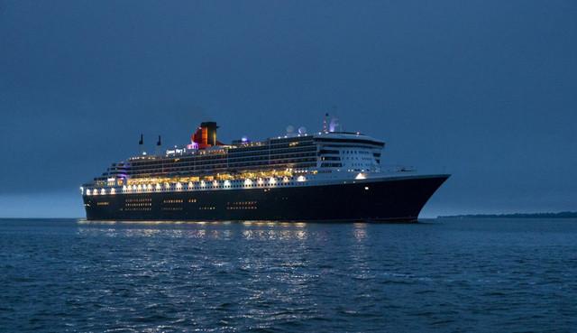 Die Queen Mary II