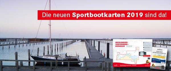 Sportbootkarten 2019
