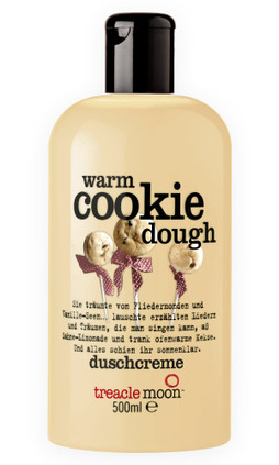treaclemoon Duschcreme warm cookie dough