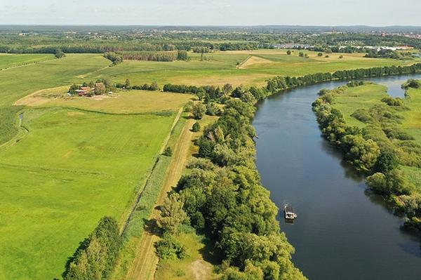 Havelaue bei Bölkershof Projekt zur Belebung von Auenland an der Unteren Havel