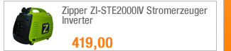 Zipper ZI-STE2000IV                                             Stromerzeuger Inverter