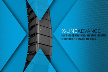 EV X-LINE ADVANCE Line Array Speakers Launched in Singapore