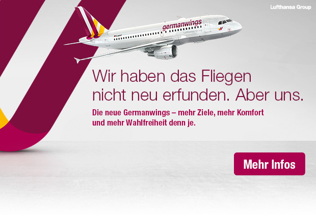 Die neue Germanwings