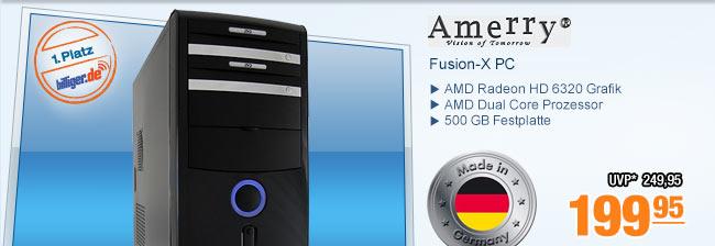 Amerry Fusion-X PC