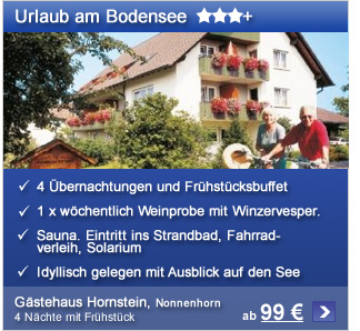 Bodensee ab €99