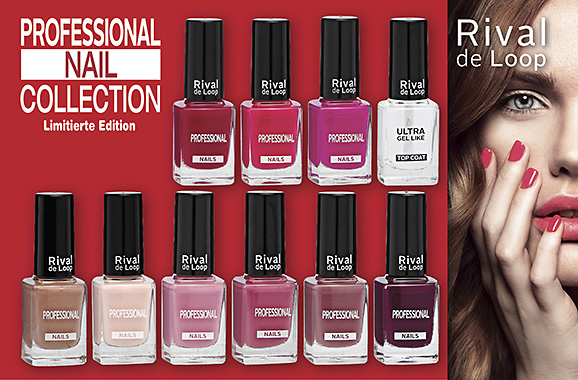 "Rival de Loop LE ""Professional Nail Collection"""