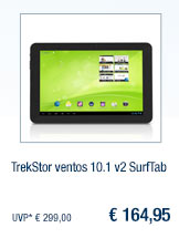 TrekStor ventos 10.1 v2                                             SurfTab