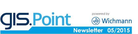 gis.Point-Newsletter im Wichmann Verlag
