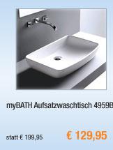myBATH                                             Aufsatzwaschtisch 4959B