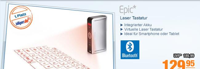 Epic Laser Tastatur