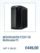 MEDION AKOYA P2307 DR