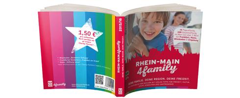 Familien-Freizeitführer für das Rhein Main Gebiet