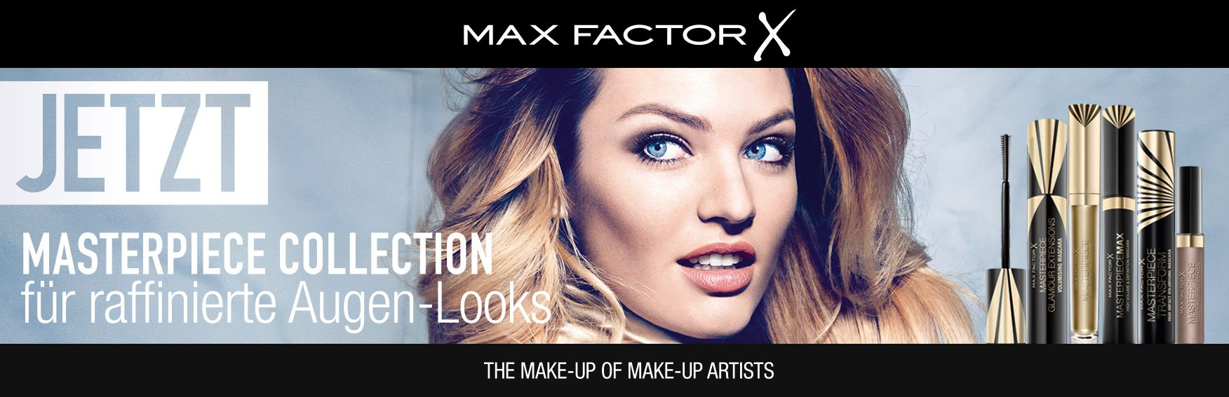 Header Max Factor Mascara