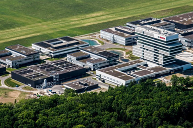 Bosch Officially Opens New Research Campus in Renningen