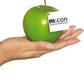 m:con als nachhaltiges Unternehmen rezertifiziert