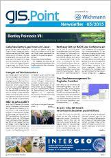 gis.Point-Newsletter 05/2015